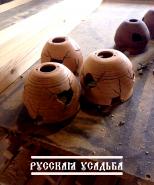 Глиняные горшки *Ассоль